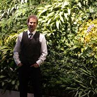 Busch Systems installs a Green Wall