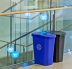 Indoor Recycling & Waste Bins