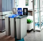 Indoor Waste & Recycling Station
