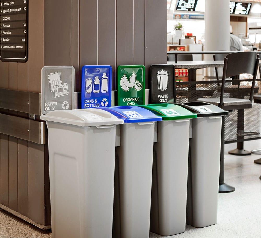 Waste Watcher Recycling Bins Busch Systems Usa