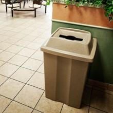 Large Recycling & Waste Bin