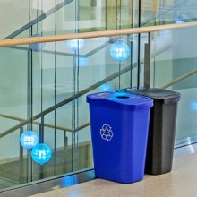 Indoor Recycling & Waste Container