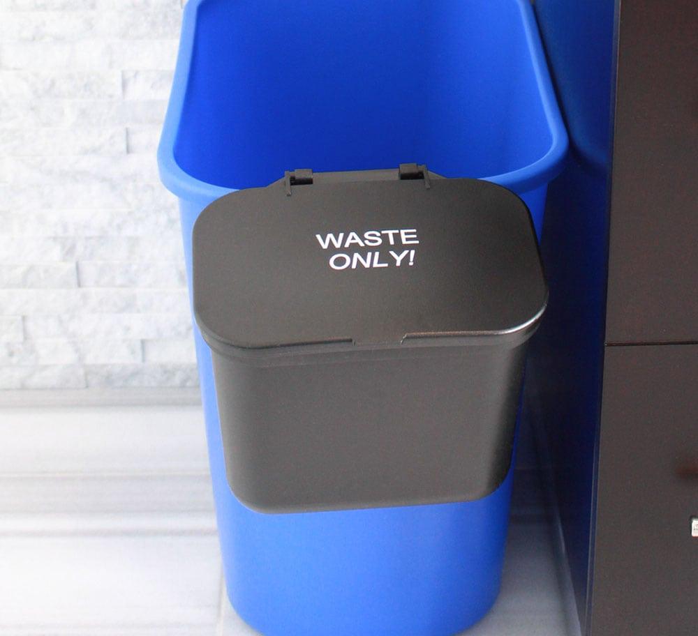 Hanging Waste Baskets Busch Systems Usa